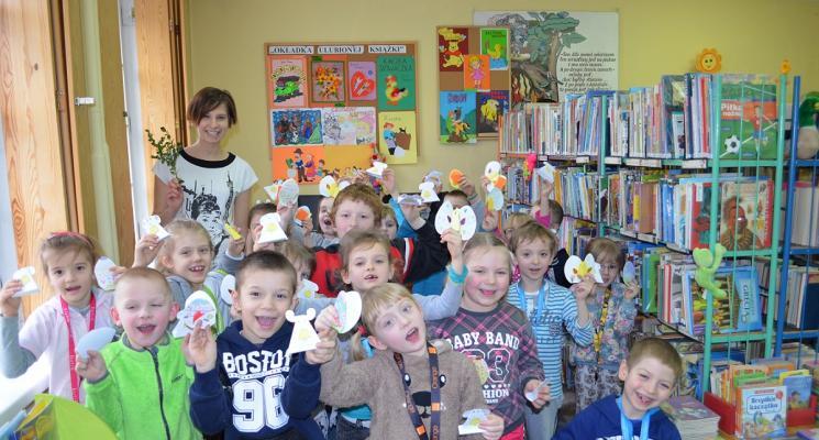 Wielkanocne zajęcia dla dzieci