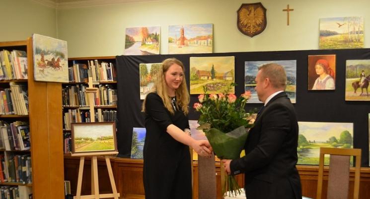 Spotkanie autorskie z Iloną Gołębiewską