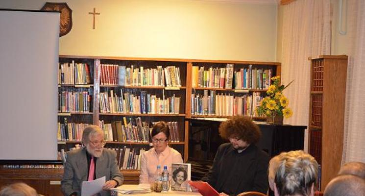 Literacki Czwartek u Lelewela - Wisława Szymborska