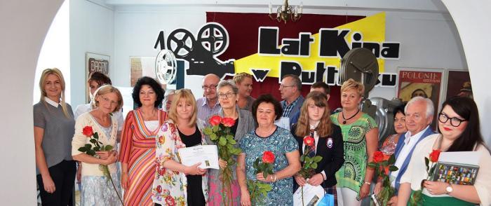 Uroczyste podsumowanie X Ogólnopolskiego Konkursu Jednego Wiersza im. Wiktora Gomulickiego o Laur Błękitnej Narwi