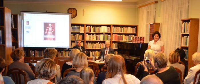 Promocja książki Pana Zdzisława Pieńkosa