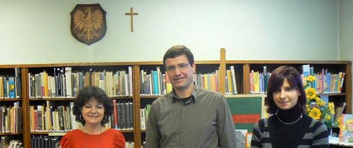 Spotkanie autorskie z Pawłem Beręsewiczem