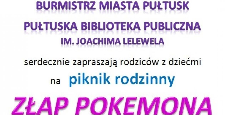 Złap Pokemona