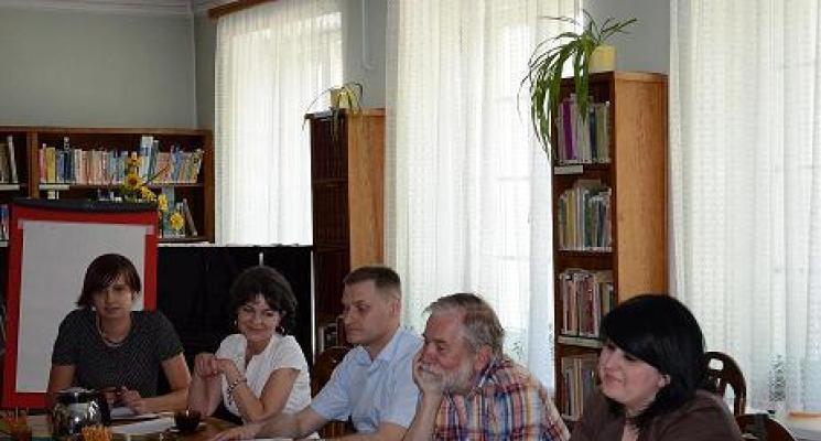 I Spotkanie Program Rozwoju Bibliotek