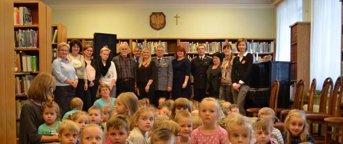 Ogólnopolski Dzień Głośnego Czytania - Pułtusk czyta dzieciom