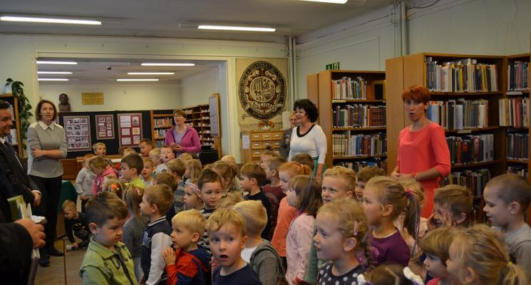 Pułtusk czyta dzieciom