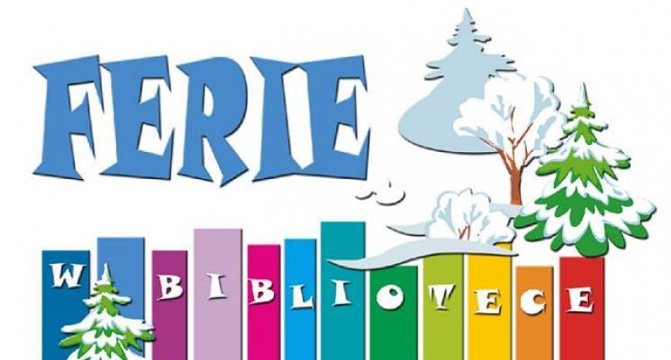 Ferie z Biblioteką zapraszamy
