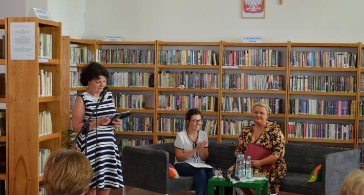 Spotkanie z Katarzyną Fabisiewicz