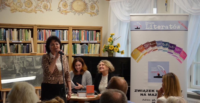 Ciechanowska Jesień Poezji w Pułtusku