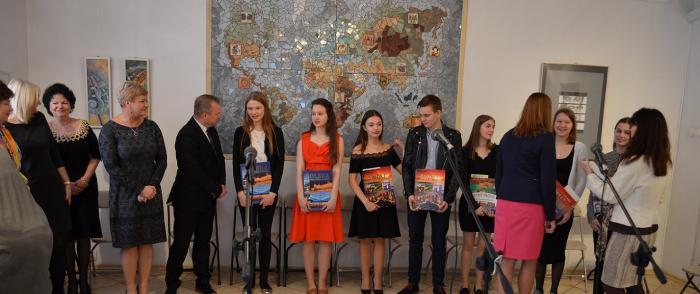 Rozstrzygnięcie XII Konkursu Poezji i Piosenki Francuskiej Art poétique
