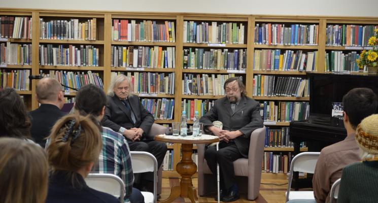 Spotkanie autorskie z Markiem Szpejankowskim