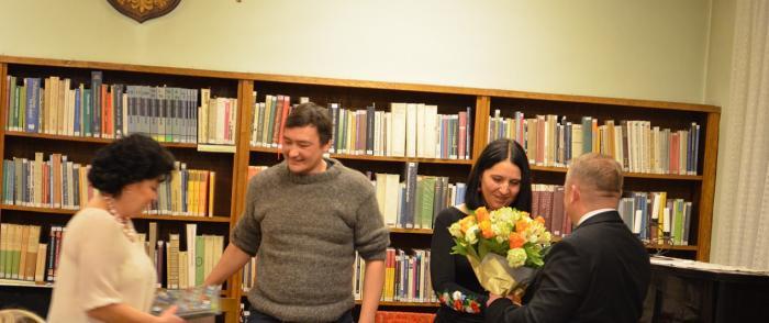 Spotkanie z Bartoszem Niedźwieckim i Justyną Piernik