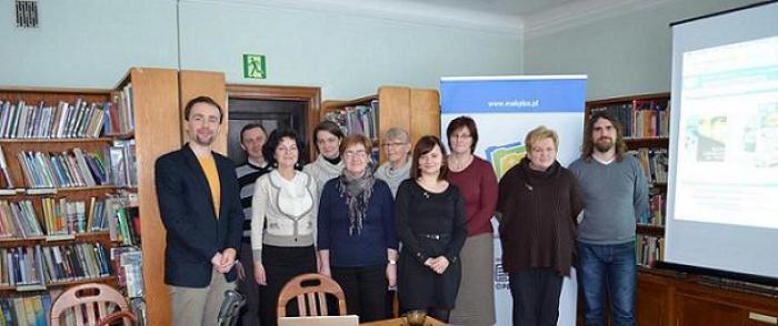Katalogi książek Gminnych Bibliotek Publicznych powiatu pułtuskiego