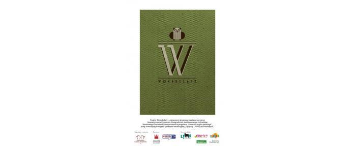 Wokabularz - promocja książki